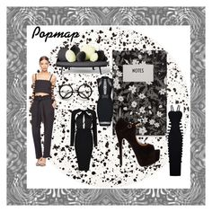 """""""Popmap Style"""" by snowflakes214247 ❤ liked on Polyvore featuring Tisch New York, Design Letters and ZeroUV"""