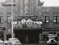The Oriental Theater Mattapan/Dorchester, Ma.