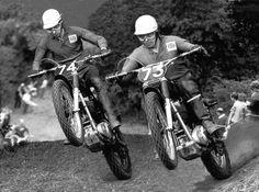 motos de cross Rickman