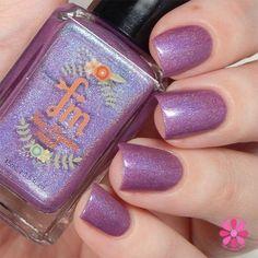 Fair Maiden Purplexed - LE