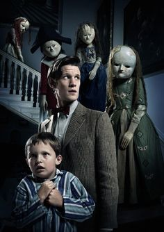 DW Challenge Day 12: Episode that Scared you Most: Night Terrors, s6e9. I refuse to watch this episode at night. Dolls already creep me out enough. This episode didn't help. It actually might be the only one that has actually *scared* me at all.