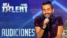 The man of a thousand voices   Auditions 3   Spain's Got Talent 2016