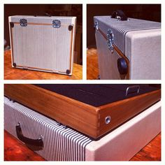 This is the coolest pedalboard ever. I must purchase this!