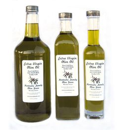 If you're looking for an amazing olive oil, I mean the real deal... look no further than Kontoulis from Kalamata. Heaven in a bottle!