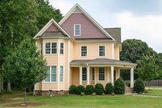 Farmhouse with Wrap-Around Porch - 50611TR thumb - 02