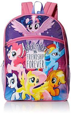 cf00a1da295e Backpacks   Amazon.com. Purple My Little PonyBack To School ...