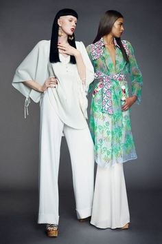 Nigerian designer Duro Olowu Spring-Summer 2014 Collection - BellaNaija