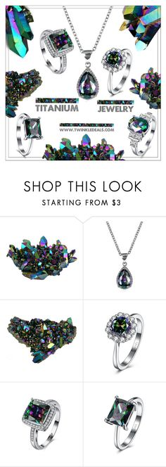 """""""Twinkledeals~2"""" by struga-art-80 ❤ liked on Polyvore featuring beauty, INC International Concepts, jewelry, polyvorecommunity, twinkledeals and Polyvorejewelry"""