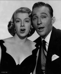 Rosie and Bing - White Christmas, 1954