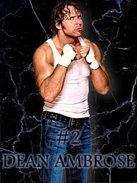 Image result for wwe dean ambrose