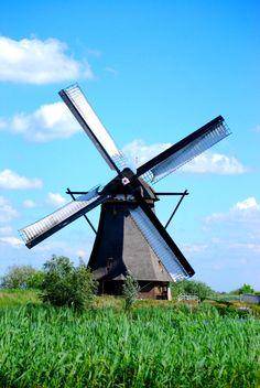 ✽ kinderdijk - the netherlands