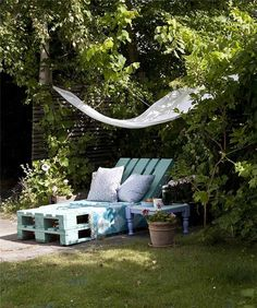 Sommerdage på terrassen - Boligcious