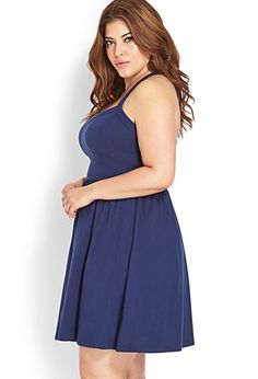 Effortless V-Neck Dress | FOREVER 21 - 2000107940
