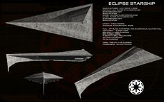 Eclipse starship ortho by unusualsuspex.deviantart.com on @deviantART