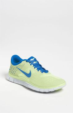 Nike 'Free 4.0 V2' Running Shoe (Women) available at #Nordstrom