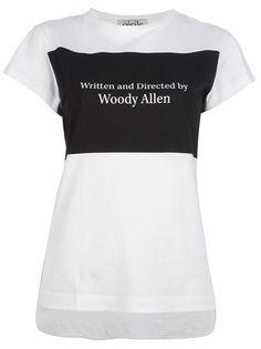 CÉCILE Camiseta Branca.