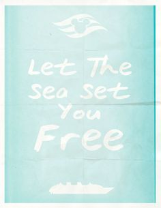 Disney Magic Cruise Let the sea set you free! Disney Travel, Disney Vacations, Disney Trips, Disney Magic Cruise Ship, Disney Cruise Line, Travel Words, Travel Quotes, Disney Style, Disney Love