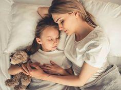 Sdílíte lůžko se svými dětmi? Podle odborníků děláte dobře