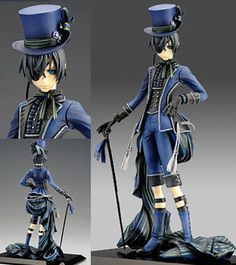 Ceil from Black Butler | Image of Black Butler (ciel figure) - Anime Vice