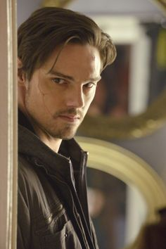 Jay Ryan from the CW's Beauty and the Beast... His Mysterious look.