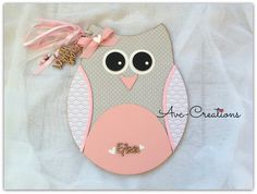 Βιβλίο ευχών....κουκουβάγια!!! Baby Kind, Kids Rugs, Creative, Party, Blog, Crafts, Owls, Decor, Scrappy Quilts