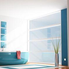 blue and white bathrooms | Blue and White Bathroom - Wallpaper #32472