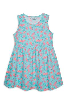 Jersey jurk, meisje