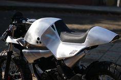 The Half Next Era 200 - Ask MC Honda TLR200 | Return of the Cafe Racers