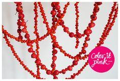 rowan berry garlands