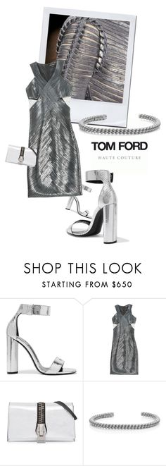 """Haute Couture 1.6"" by sharmarie ❤ liked on Polyvore featuring Tom Ford and Christian Dior"
