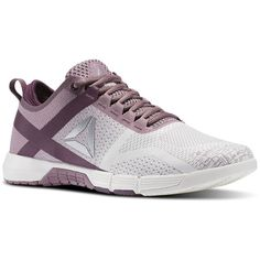 Reebok CrossFit Grace (1.351.965 IDR) ❤ liked on Polyvore featuring shoes, mesh shoes, breathable mesh shoes, low cut shoes, mesh material shoes and breathable shoes