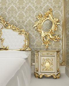 Muebles de estilo barroco