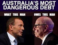 Murdoch and Abbott: Climate change denialist flat-earthers  http://www.independentaustralia.net/environment/environment-display/murdoch-and-abbott-climate-change-denying-flat-earthers,6712