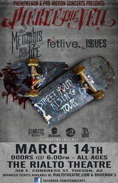 Pierce the Veil - 3/14/13