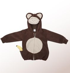 Hanorac copii: Pifou.ro Costume, Athletic, Hoodies, Monkey, Sweaters, Jackets, Stuff To Buy, Halloween, Board