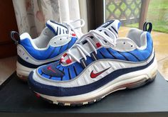 Nike Will Be Celebrating The 20th Anniversary Of The Nike Air Max 98 In 2018