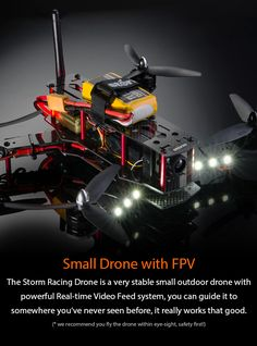 http://www.helipal.com/storm-racing-drone-rtf-type-b.html - Looking for a 'Quadcopter'? Get your first quadcopter today. TOP Rated Quadcopters has Beginner, Racing, Aerial Photography, Auto Follow Quadcopters and FPV Goggles, plus video reviews and more. => http://topratedquadcopters.com <== #electronics #technology #quadcopters #drones #autofollowdrones #dronephotography #dronegear #racingdrones #beginnerdrones