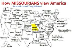 Lol Missouri... Heaven on earth... Hmm... Lemme think bout that one.... I guess its the only state I've ever really known... So.....