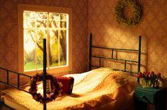 Kingyo dolls: Sunny bedroom