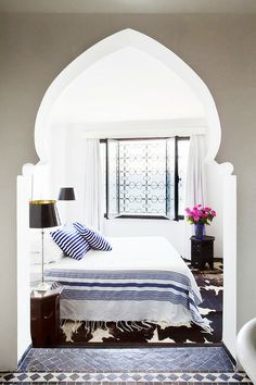 (via This Coastal Moroccan Home Is the Getaway Of Your Dreams — Domaine)