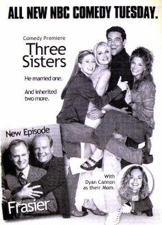An NBC comedy premier poster