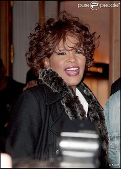 Beautiful Soul, Black Is Beautiful, Beverly Hills, Whitney Houston Pictures, Black Celebrities, Her Music, American Singers, Black History, Music Artists