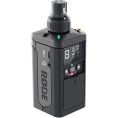 Rode TX-XLR Wireless Transmitter TX-XLR B&H Photo Video : $299