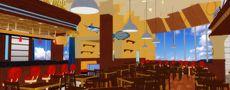 Barquito Oyster Bar Restaurant Design | I5 Design www.i5design.com