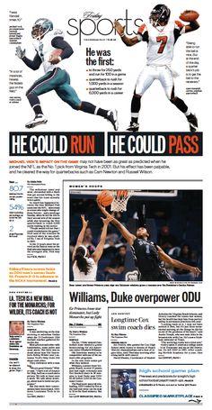 Sports, Nov. 21, 2014.