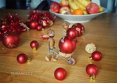 Galerie - Dubánci Acorn, Cherry, Fruit, Crafts, Food, Meal, Essen, Prunus, Handmade Crafts