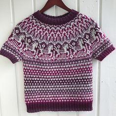 Ravelry: Troila's Ghost horses Stockinette, Ravelry, Knit Crochet, Horses, Knitting, Pattern, Women, Fashion, Moda