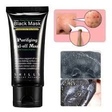SHILLS Deep Cleansing Blackhead Peel-off Removal Black Mask Smoothes Skin Purifying │Health & Beauty Facial Cleansing Charcoal Mask Benefits, Charcoal Face Mask, Deep Cleansing Black Mask, Cleansing Mask, Blackhead Mask, Blackhead Remover, Acne Peel, Skin Mask, Acne Mask