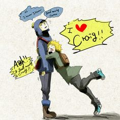 Omg, Tweek you're so lovable <3