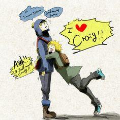 Omg, Tweek you're so lovable <3